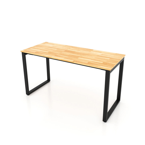 NVCN003- Chân bàn nhân viên sắt 25x50 cho bàn 140x70cm