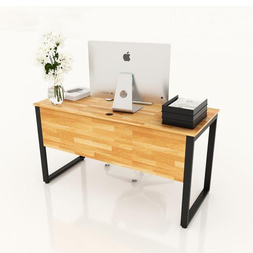 NVCN002- Chân bàn nhân viên sắt 25x50 cho bàn 140x60cm