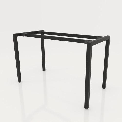 NVCV003 - Chân bàn nhân viên 1400x600mm sắt vuông 40x40 lắp ráp