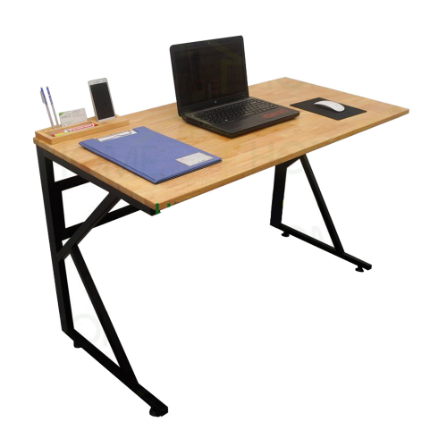 CBCC004 - Chân bàn làm việc chữ K cho bàn 120x60 cm
