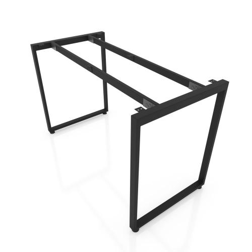 NVCN008 - Chân bàn nhân viên 1200x600 sắt 20x40 lắp ráp