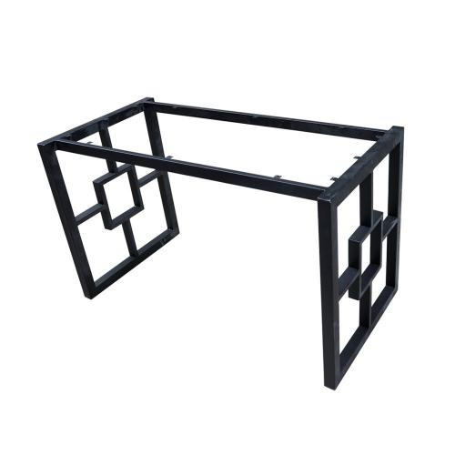 CBCC010 - Chân bàn chữ A lắp ráp 1200x600 sắt 25x50