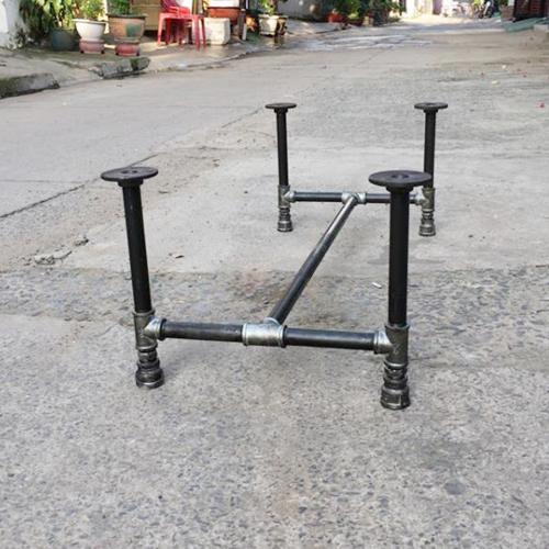 CON003 - Chân bàn ống nước 1000x600x350mm sắt ống phi 27
