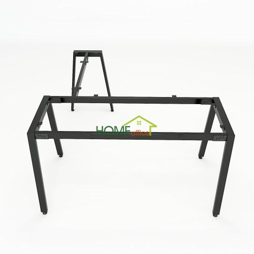 HBAT016 - Bàn chữ L 140x150 Aton Concept lắp ráp