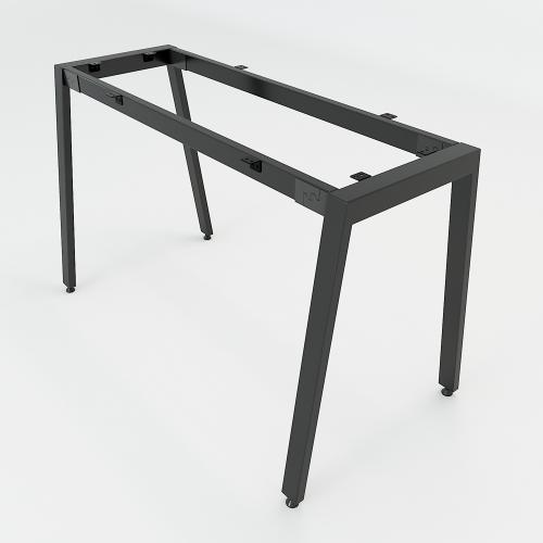 HCAT002 - Chân bàn sắt hệ Aton Concept 120x60 lắp ráp