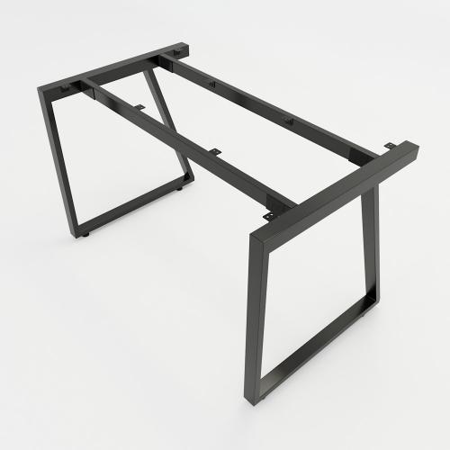 HCTH004 - Chân bàn hệ Trapeze II Concept 120x70 lắp ráp