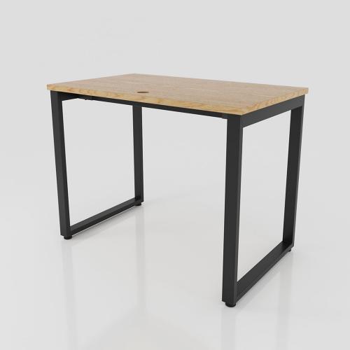 HCRT002 - Chân bàn văn phòng 120x60 sắt 25x50 lắp ráp
