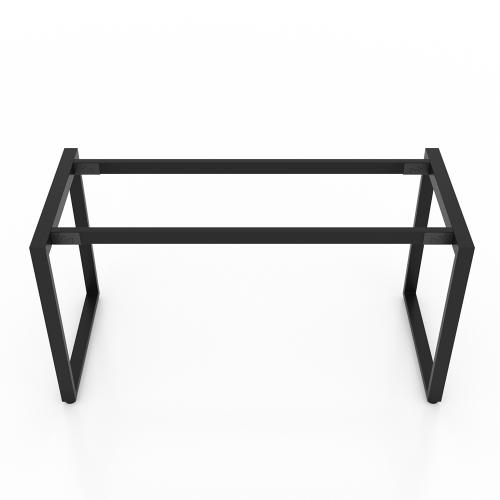 CBRC001 - Chân bàn đơn giản sắt 25x50 lắp ráp hình chữ nhật