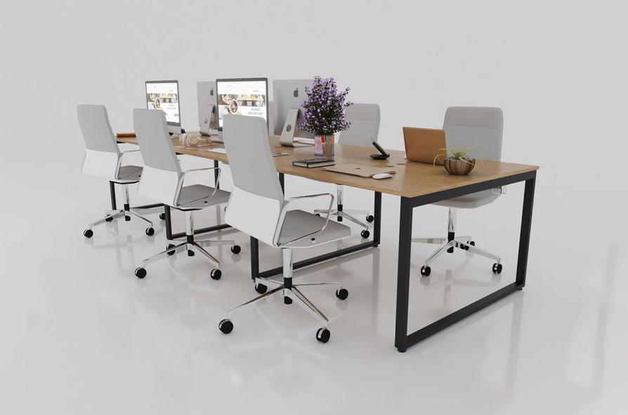 Các mẫu bàn làm việc đẹp cho văn phòng luôn tràn ngập sáng tạo