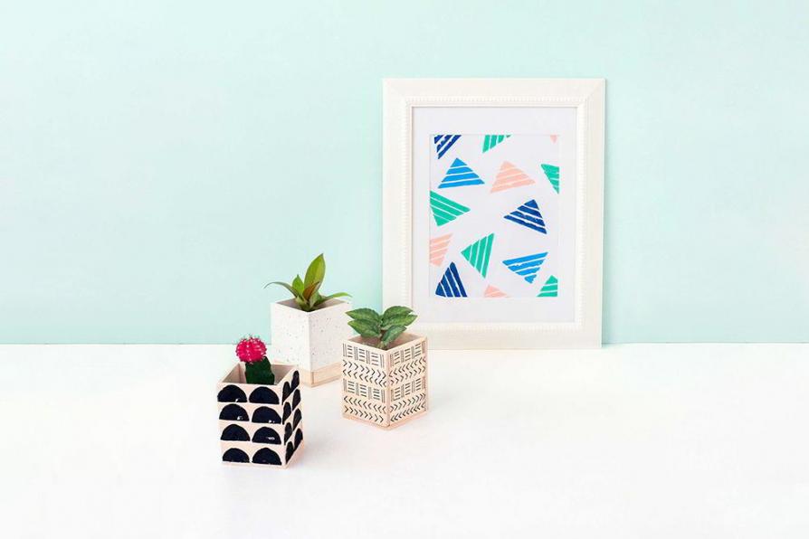 10 ý tưởng làm đồ handmade trang trí bàn làm việc thêm nguồn cảm hứng