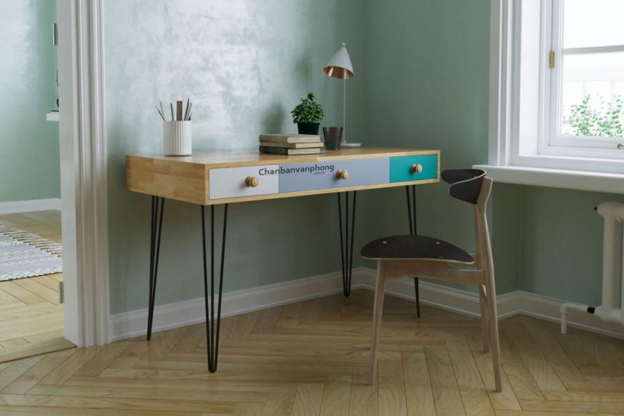 40 mẫu bàn làm việc tại nhà giá rẻ, đẹp đáng mua nhất năm 2018