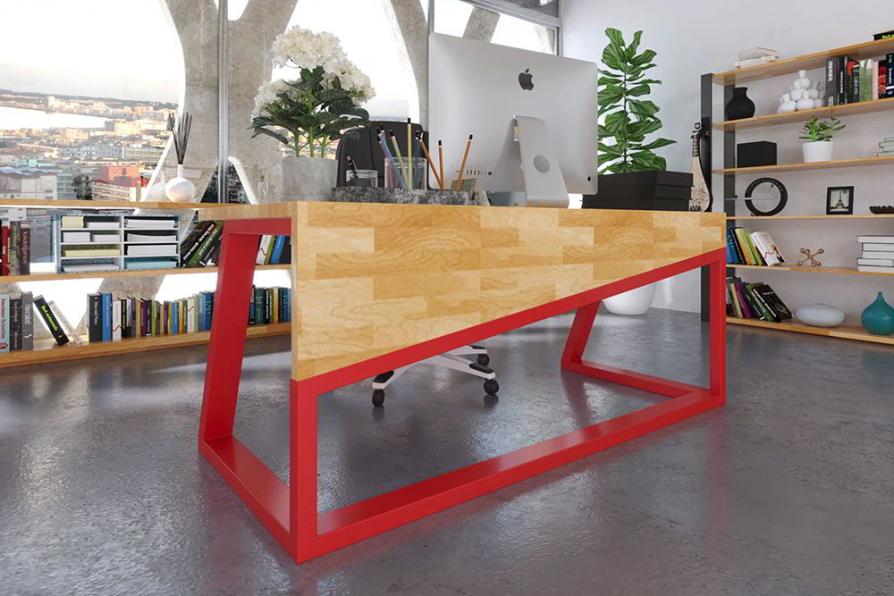 5 lý do vì sao bạn nên lựa chọn bàn chân sắt thay vì bàn gỗ truyền thống