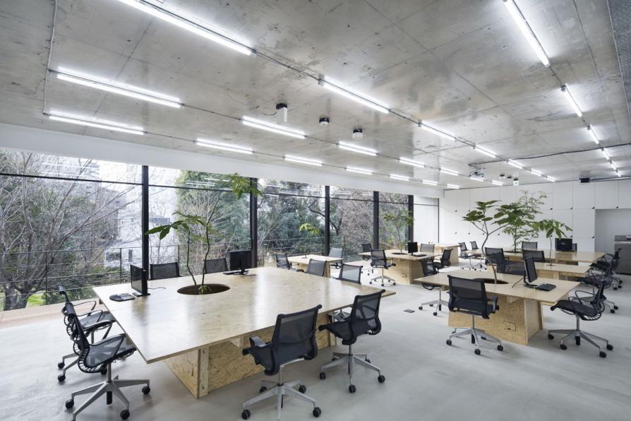 Nên chọn bàn văn phòng chất liệu gỗ công nghiệp hay gỗ tự nhiên?