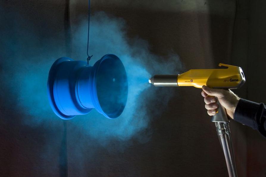 Tìm hiểu nguyên tắc hoạt động và quy trình của công nghệ sơn tĩnh điện