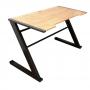 CBCC005 - Chân bàn làm việc chữ Z cho bàn 120x60 cm