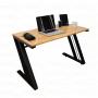 CBCC007 - Chân bàn làm việc chữ Z cách điệu cho bàn 120x60 (cm)