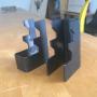 Phụ kiện ngàm lắp ráp bàn cho sắt 25x50mm