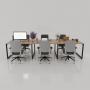 mẫu khung chân mới giúp bạn tối ưu hóa không gian văn phòng
