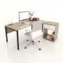 Mẫu bàn hoàn thiện mang thiết kế hiện đại