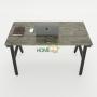 HBAC002 - Bàn làm việc 120x60 AConcept lắp ráp
