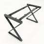 Chân bàn đơn giản sắt chữ X